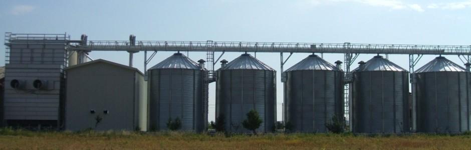 Impianti per l'agroindustria